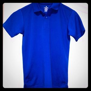 Chaps school approved performance polo Pre-owned